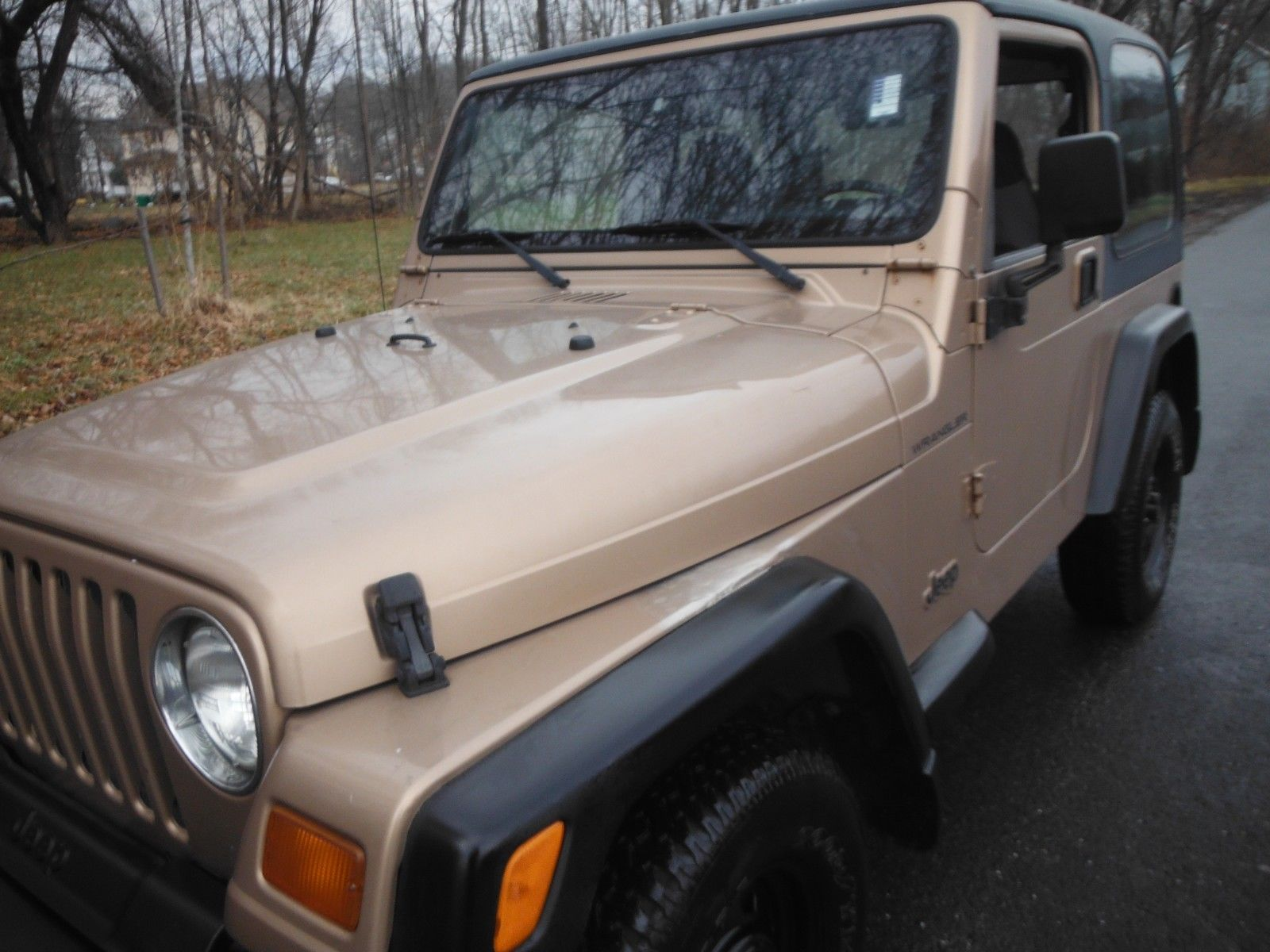 hight resolution of awesome 1999 jeep wrangler 4 4 tj 5 speed 1999 jeep wrangler 4 x 4 hard top 5 speed 2 5 liter 4 cylinder engine 2018 2019