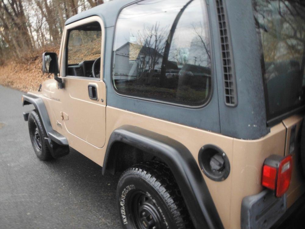 medium resolution of awesome 1999 jeep wrangler 4 4 tj 5 speed 1999 jeep wrangler 4 x 4 hard top 5 speed 2 5 liter 4 cylinder engine 2018 2019