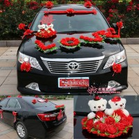 Wedding Car Decoration for 2017: Simplicity in an Elegant ...