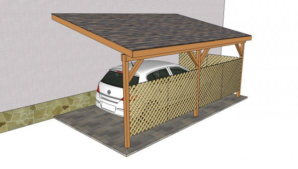 Attached-carport-plans