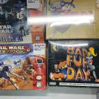 Sell retro video games here.