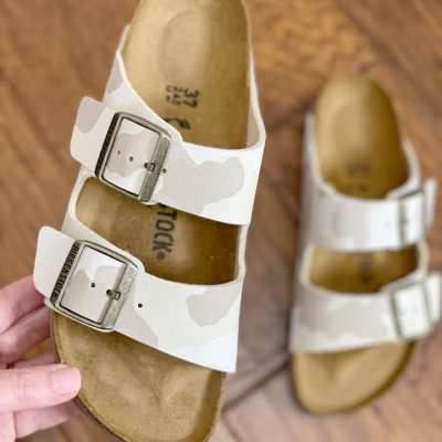 SPRING IS NEAR, check out my new Birks!