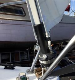 catalina 22 sail boat wiring diagram [ 2448 x 3264 Pixel ]