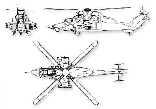 Attack Helicopters: few of our favourites