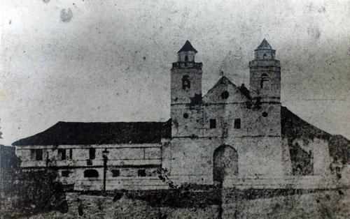 San Juan Bautista Parish in Parian