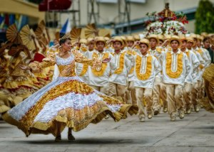 Photo by Daniel Ybanez, Sinulog 2011 Contingent Category 6th place winner. Used with permission from Sinulog Foundation, Inc.