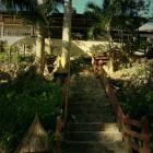 Alegre Beach Resort and Spa's pavilion.