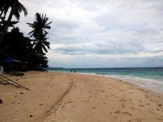 Lambug beachfront