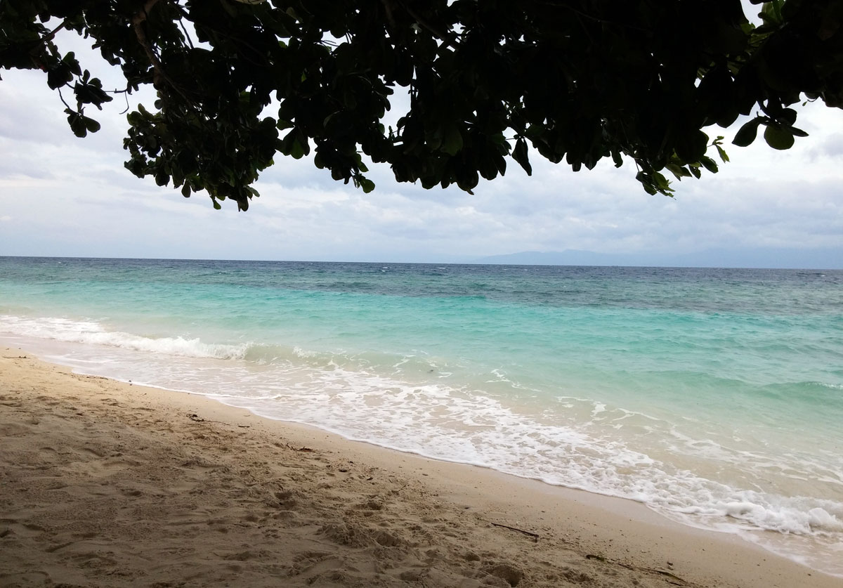 Lambug Beach in Badian offers perfect, peaceful getaway