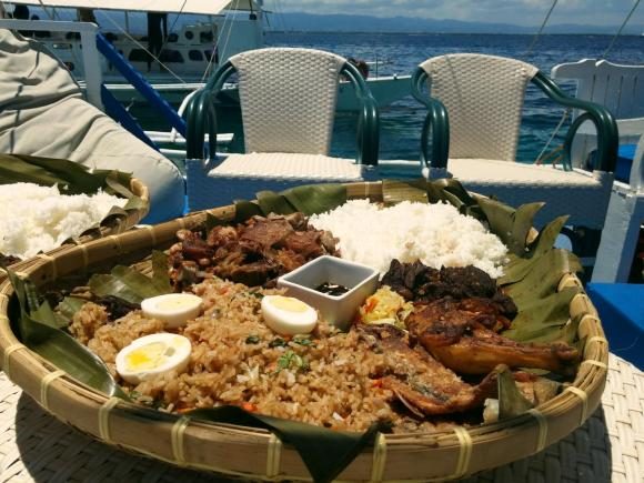 Boodle On The Boat options