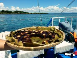 Be Resorts Boodle dessert biko