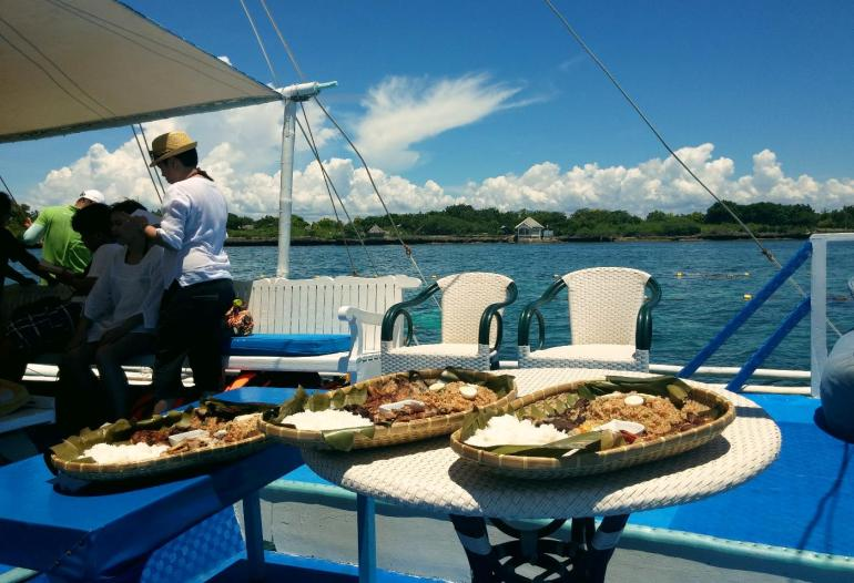 Be Resorts Boodle on the Boat