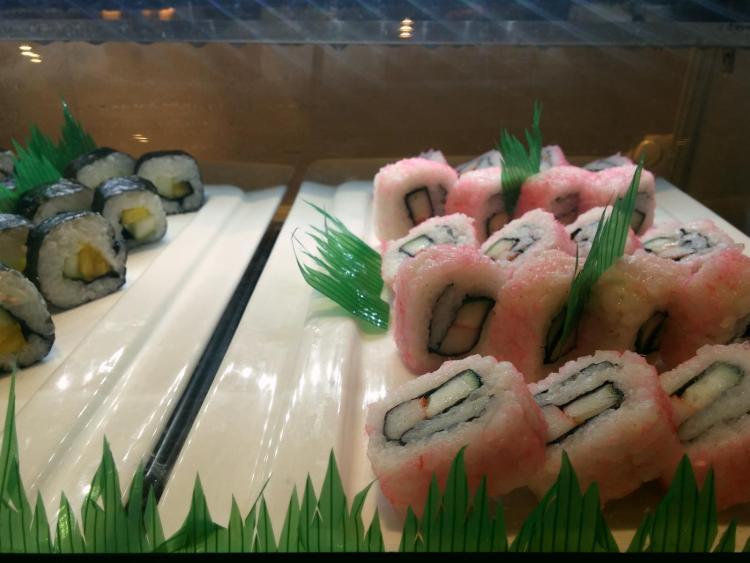 Grand Majestic buffet japanese