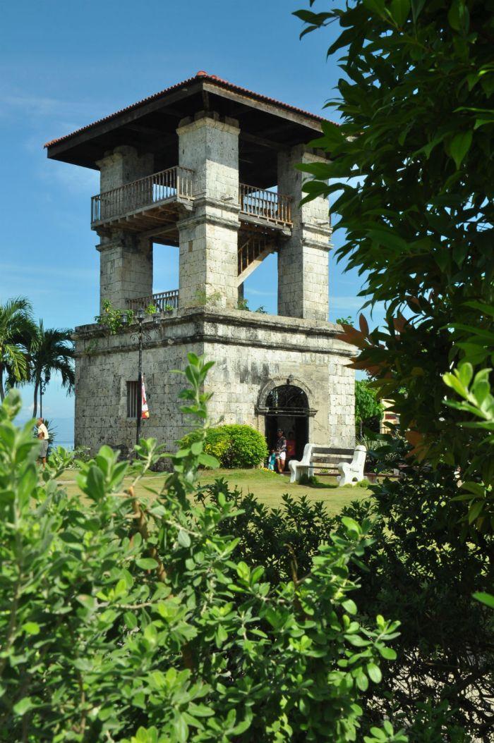 Campanario de Antigua