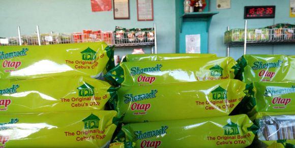 Shamrock is the most popular Otap brand.