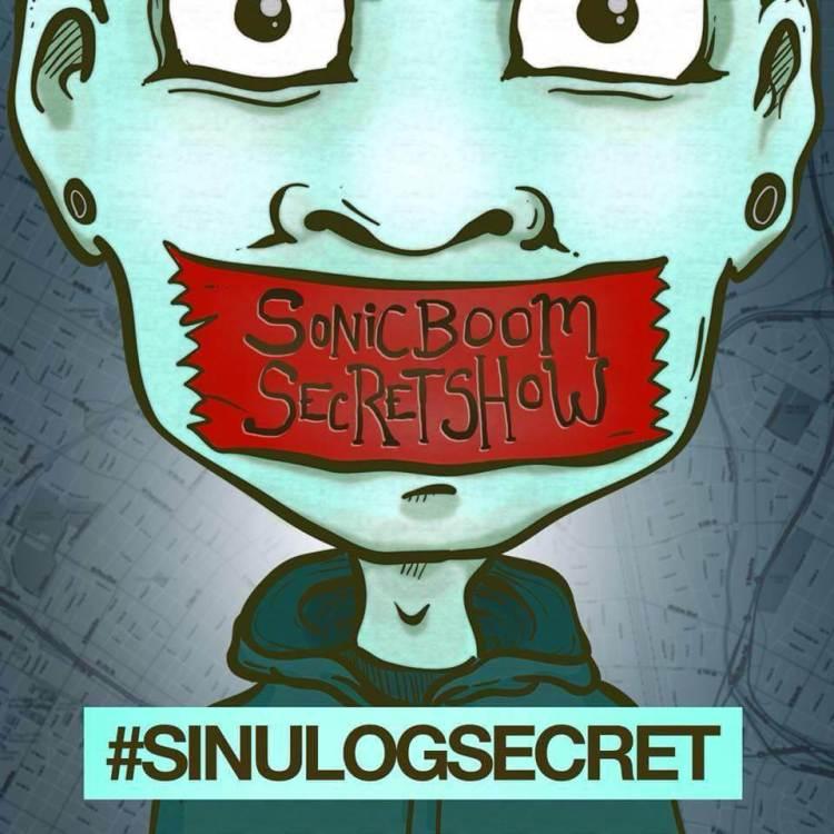 Sonicboom Secret Show