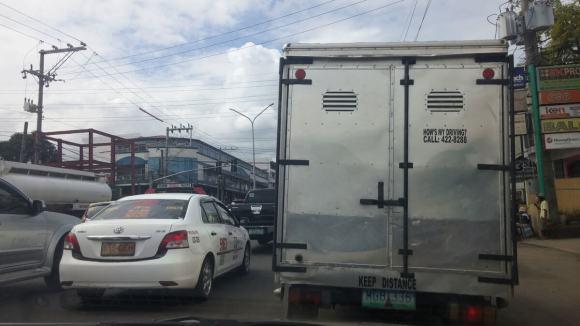 Cebu Traffic Problem