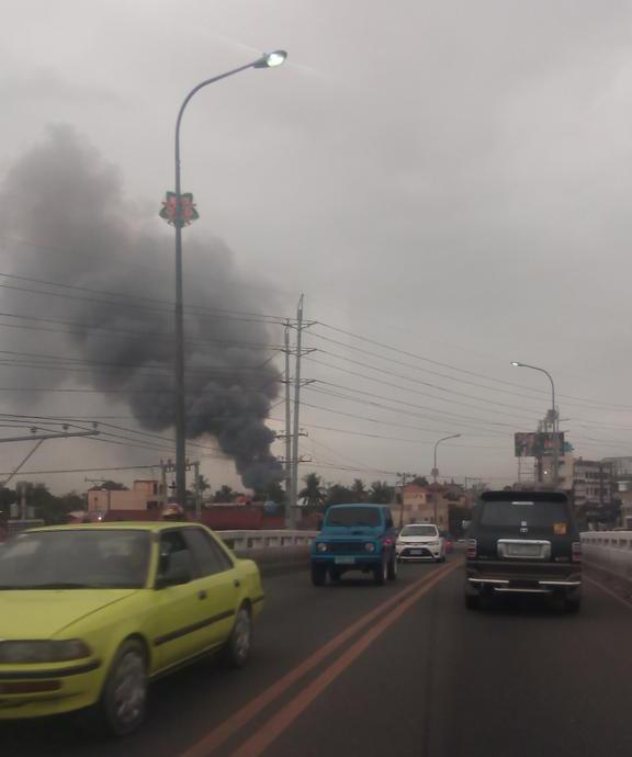 Basak-San Nicolas fire