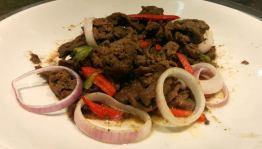 Beef steak Bisaya