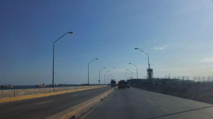 SRP road