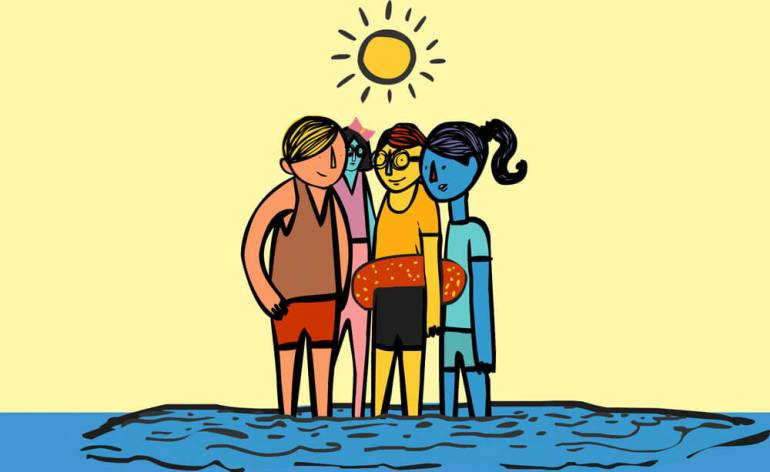 Geeks On A Beach 3