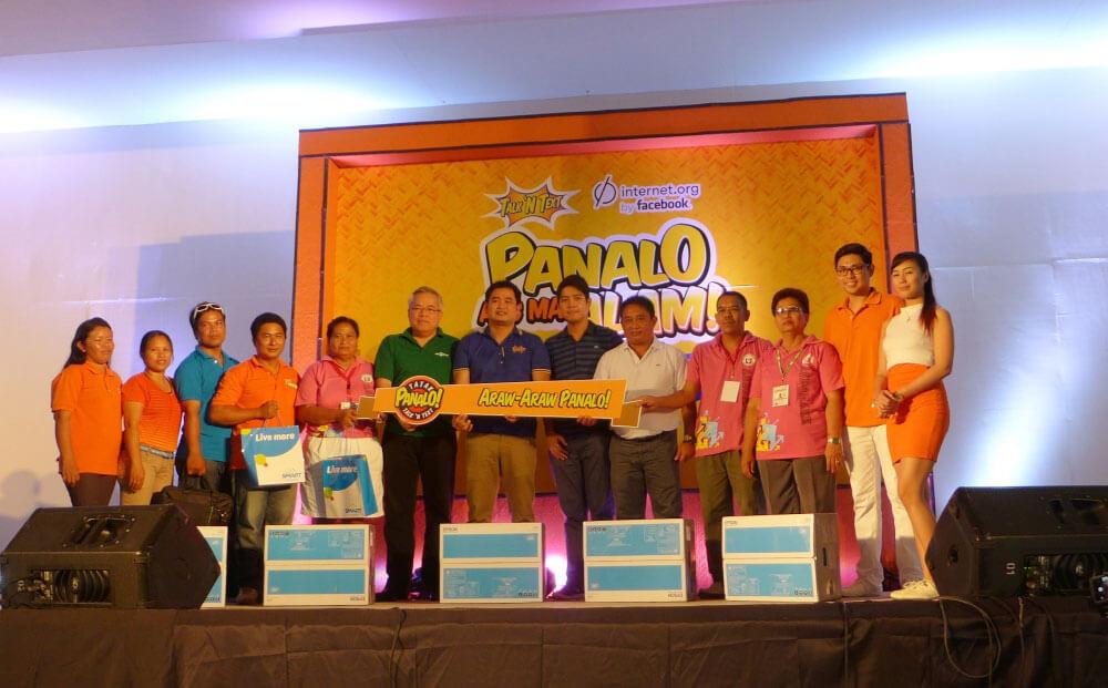 Panalo Ang May Alam launch