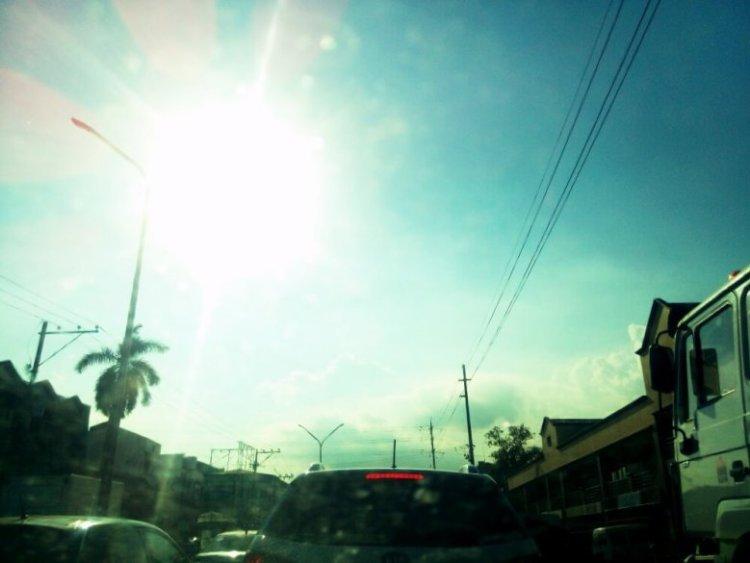 Hot days ahead