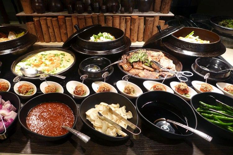 Shangri-la Mactan buffet