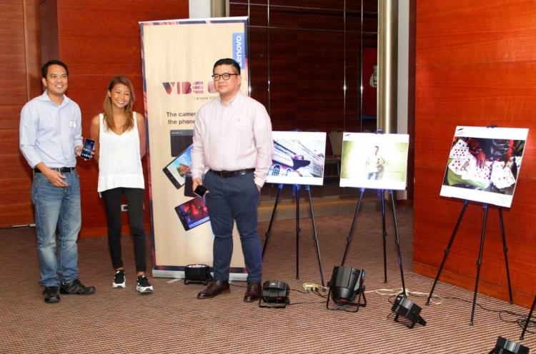 Lenovo VIBE Shot Cebu launch
