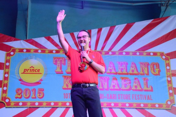 TENdahang Karnabal: 10th Annual Sari-Sari Store Festival 2015