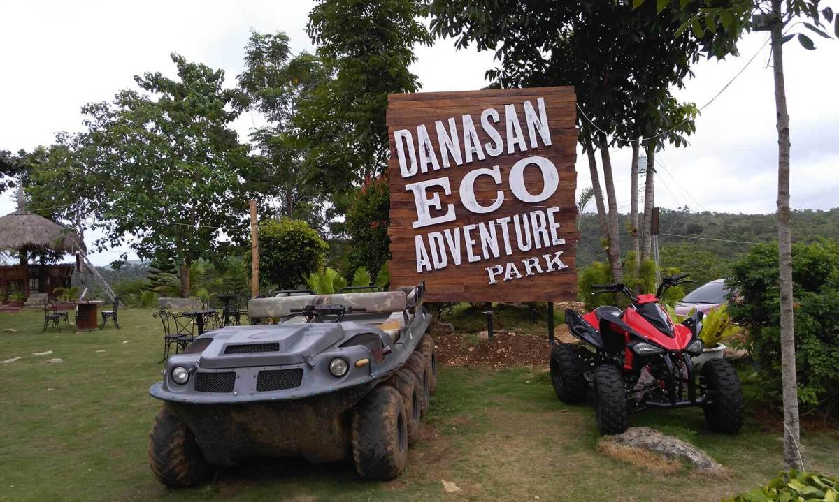 Danasan Eco Adventure Park offers fun, extreme, and nature adventure