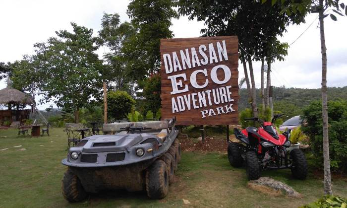 Danasan Eco Adventure Park Danao City