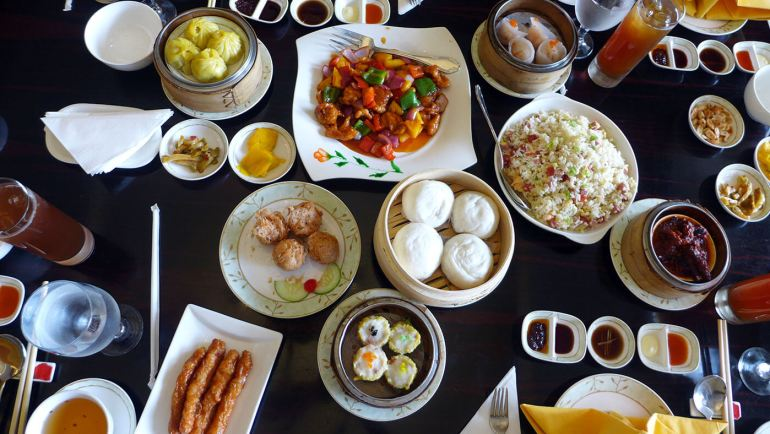 Ching hai restaurant treats chinese food lovers to dimsum for Ala shanghai chinese cuisine menu