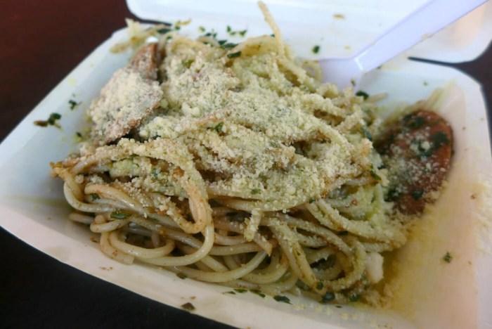 Foodish Cebu pesto pasta