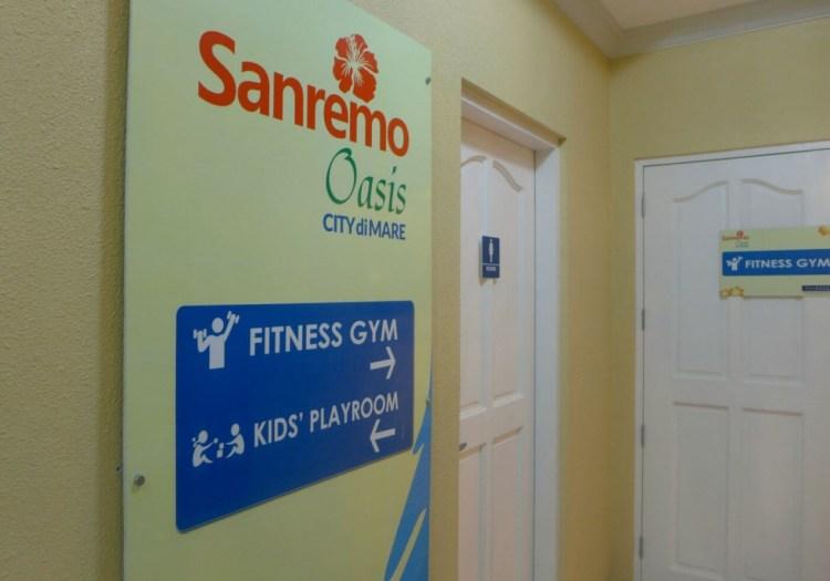 Sanremo facilities