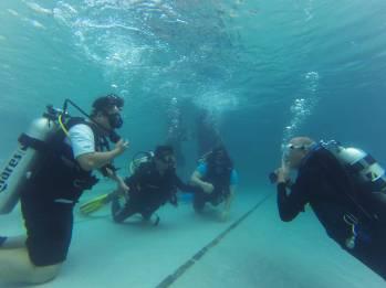 Be Grand Bohol Diving Lessons