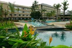 Be Grand Resort Bohol pools