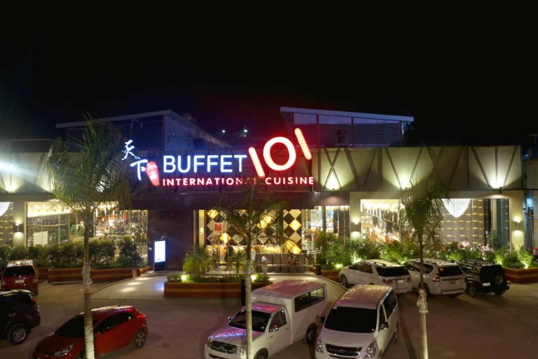 Buffet 101 Cebu