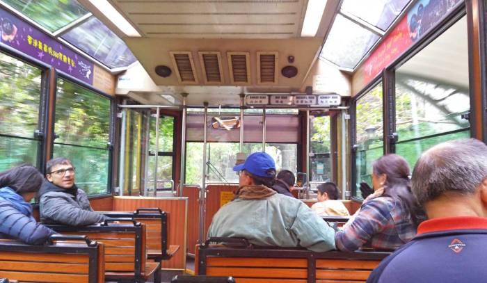 Victoria Peak Tram Hong Kong