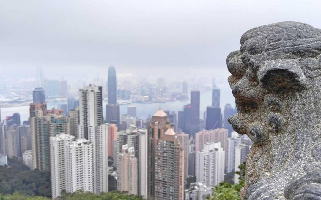 Quiet corners and busy streets, cold mountain and hot tea: our Hong Kong of contradictions