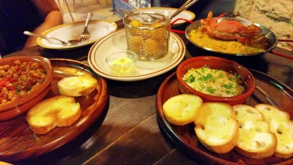 Allegre Spanish tapas bar Dumaguete City