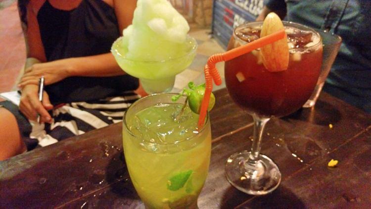 Allegre cocktails