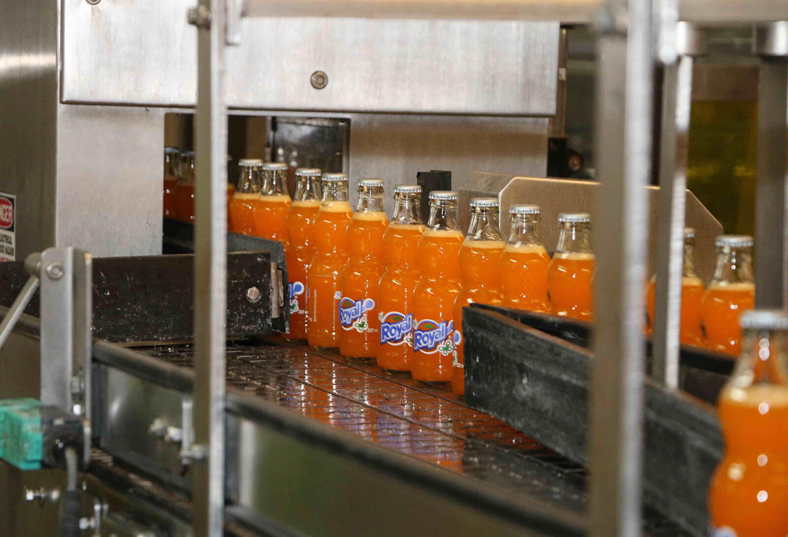 Coca Cola FEMSA plant tour
