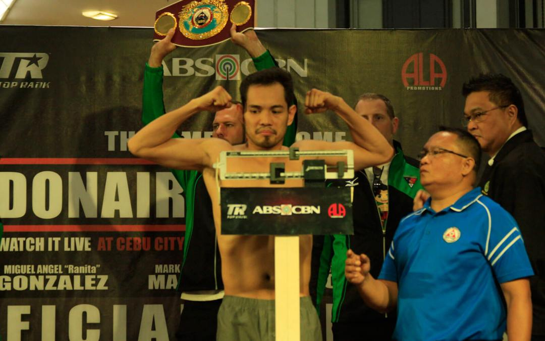 Inspired Donaire Jr. dedicates fight to Dad, draws strength from Cebu crowd