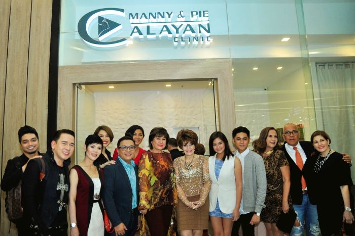 Manny and Pie Calayan Clinic Cebu
