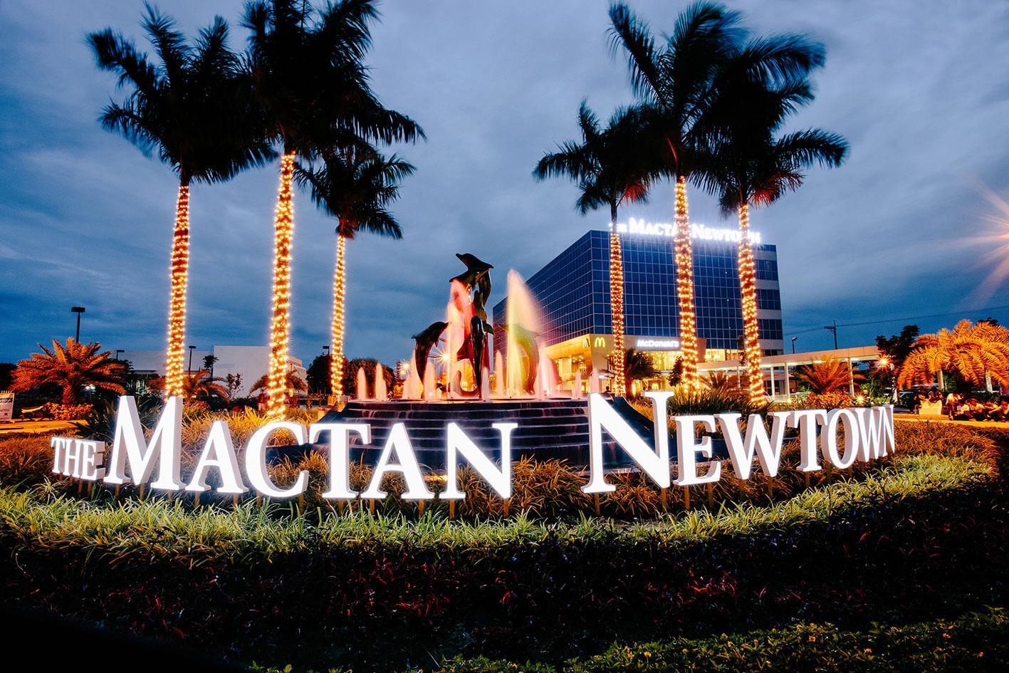 Mactan Newtown PokeStop