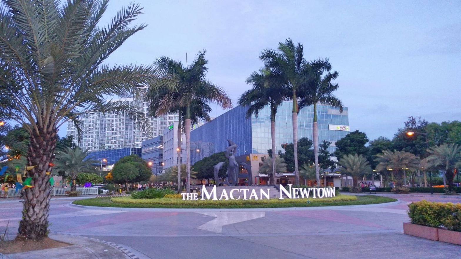 The Mactan Newtown