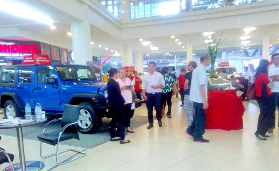 BPI Family Auto Madness back in Davao, Cebu