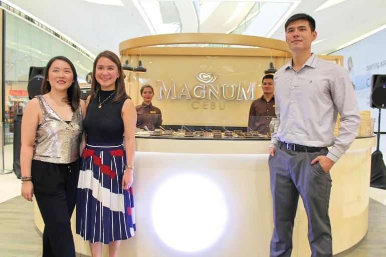Magnum Cebu opening