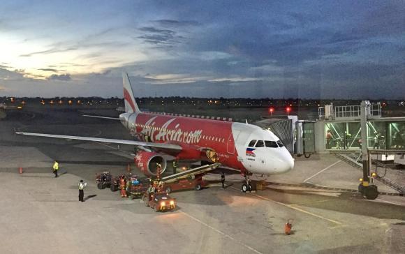 AirAsia Cebu, Davao, Boracay, Palawan